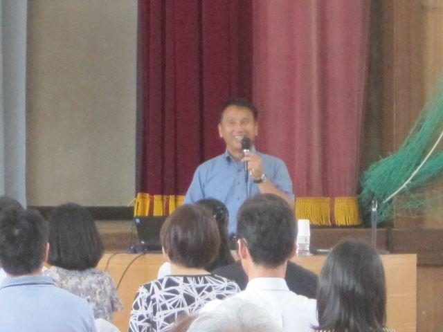 総会と同日に全校交流会を開催いたしました