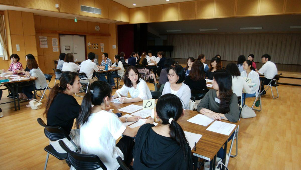 役員選考委員情報交換会を開催しました